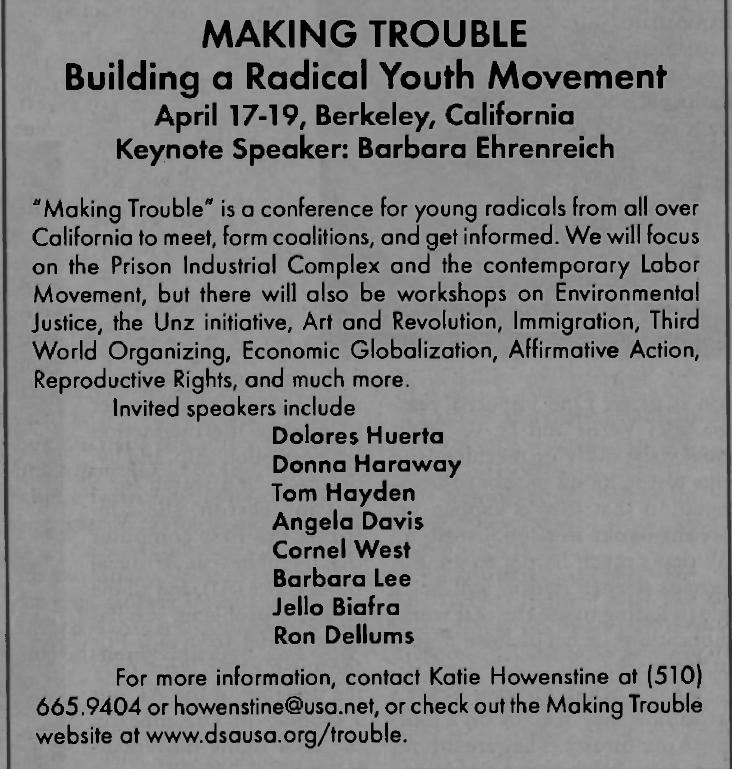 Democratic Left Issue 1998, page 6