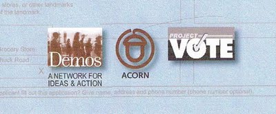 2005 report on Demos/ACORN/Project Vote motor registration project