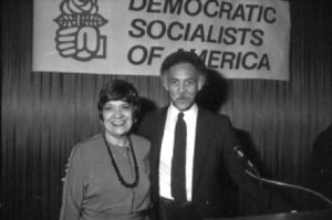 Ron Dellums, Chicago Democratic Socialists of America, 1983
