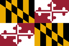 Maryland state flag.png