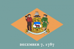 Delaware state flag.png